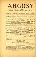 Argosy Part 4: Argosy Weekly (1929-1943 William T. Dewart) Aug 13 1938