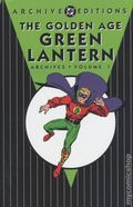 DC Archive Editions Golden Age Green Lantern HC (1999-2002 DC) 1-1ST