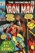 Iron Man (1968 1st Series) 37