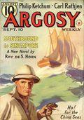 Argosy Part 4: Argosy Weekly (1929-1943 William T. Dewart) Sep 10 1938