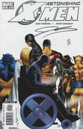 Astonishing X-Men (2004 3rd Series) 12ADFSIGNED