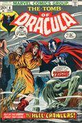 Tomb of Dracula (1972 1st Series) 8