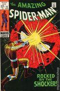 Amazing Spider-Man (1963 1st Series) 72