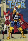 Thor The Ballad of Beta Ray Bill TPB (1989 Marvel) 1-REP
