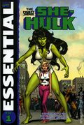 Essential Savage She-Hulk TPB (2006 Marvel) 1-1ST