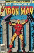 Iron Man (1968 1st Series) 100