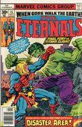Eternals (1976 1st Series) 15