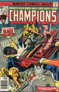 Champions (1975-1978 Marvel 1st Series) 11