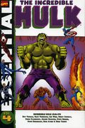 Essential Incredible Hulk TPB (1999- Marvel) 1st Edition 4-1ST