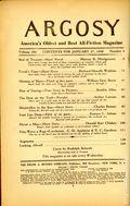 Argosy Part 4: Argosy Weekly (1929-1943 William T. Dewart) Jan 27 1940