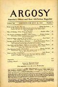 Argosy Part 4: Argosy Weekly (1929-1943 William T. Dewart) Jul 20 1940