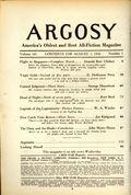 Argosy Part 4: Argosy Weekly (1929-1943 William T. Dewart) Aug 3 1940