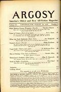 Argosy Part 4: Argosy Weekly (1929-1943 William T. Dewart) Aug 10 1940