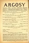 Argosy Part 4: Argosy Weekly (1929-1943 William T. Dewart) Aug 17 1940