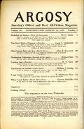 Argosy Part 4: Argosy Weekly (1929-1943 William T. Dewart) Aug 24 1940