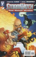 Stormwatch PHD (2006) Post Human Division 2A