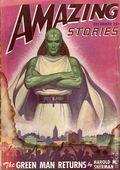 Amazing Stories (1926-Present Experimenter) Pulp Vol. 21 #12