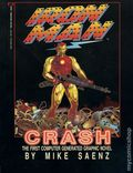 Iron Man Crash GN (1988 Marvel/Epic) 1-REP