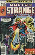 Doctor Strange (1974 2nd Series) Mark Jewelers 27MJ