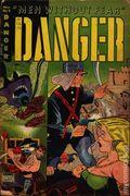 Danger (1952 Comic Media) 2