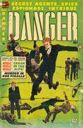 Danger (1952 Comic Media) 8