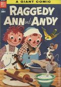 Dell Giant Raggedy Ann and Andy (1955) 1