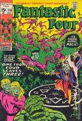 Fantastic Four (1961 1st Series) 110ERROR