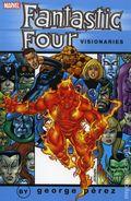 Fantastic Four Visionaries George Perez TPB (2005-2006 Marvel) 2-1ST