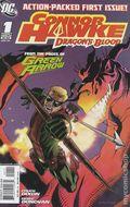 Connor Hawke Dragons Blood (2006) 1