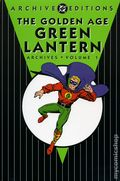 DC Archive Editions Golden Age Green Lantern HC (1999-2002 DC) 1-REP
