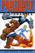 Fantastic Four Visionaries John Byrne TPB (2001-2007 Marvel) 1st Edition 1-1ST