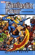Fantastic Four Visionaries John Byrne TPB (2009 Marvel) 2nd Edition 1-1ST