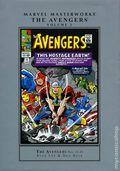 Marvel Masterworks Avengers HC (2003- Marvel) 2-REP