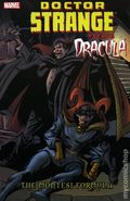 Doctor Strange vs. Dracula The Montesi Formula TPB (2006 Marvel) 1-1ST