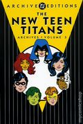 DC Archive Editions New Teen Titans HC (1999-2008 DC) 3-1ST