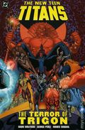 New Teen Titans The Terror of Trigon TPB (2003 DC) 1-REP