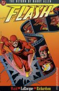 Flash The Return of Barry Allen TPB (1996 DC) 1-1ST