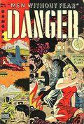 Danger (1952 Comic Media) 3