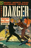 Danger (1952 Comic Media) 9
