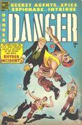 Danger (1952 Comic Media) 7