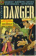 Danger (1952 Comic Media) 10