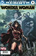 Wonder Woman (2016 5th Series) 1WALMART