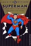 DC Archive Editions Superman HC (1989-2010 DC) 3-REP
