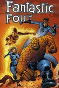 Fantastic Four HC (2004-2005 Marvel) By Mark Waid 2-1ST