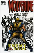 Wolverine Enemy of the State TPB (2005-2006 Marvel Knights) 2-1ST
