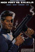 Nick Fury vs. SHIELD TPB (1989 Marvel) 1st Edition 1-REP