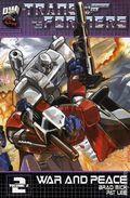 Transformers Generation 1 TPB (2002-2004 Dreamwave) 2-1ST
