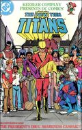 New Teen Titans (1980) Drug Awareness 3A