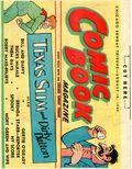 Comic Book Magazine (1940) Chicago Tribune Aug 18 1940