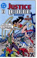 Justice League of America vs. Amazo (1993) 1